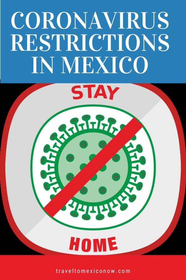 Coronavirus restrictions in Mexico