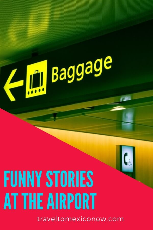 Funny Airport Stories.