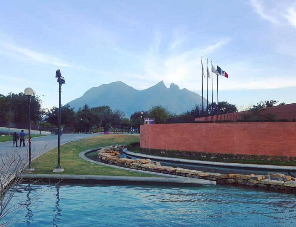 Cerro de la Silla in Monterrey.