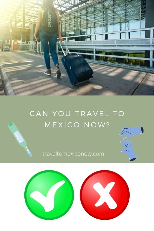 Can You Travel to Mexico Now?