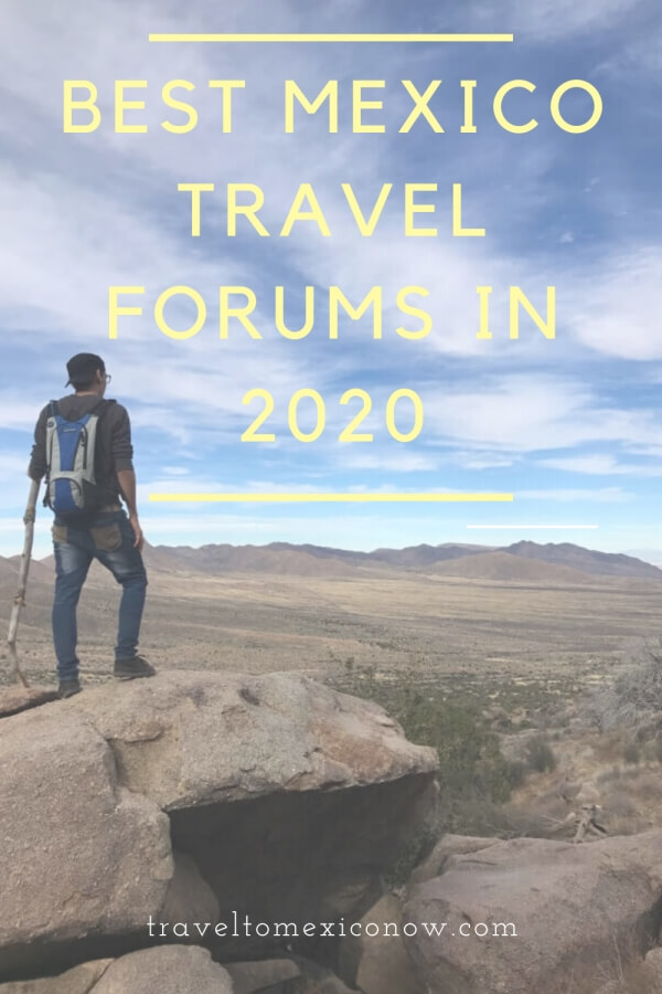 Best Mexico Travel Forums in 2020