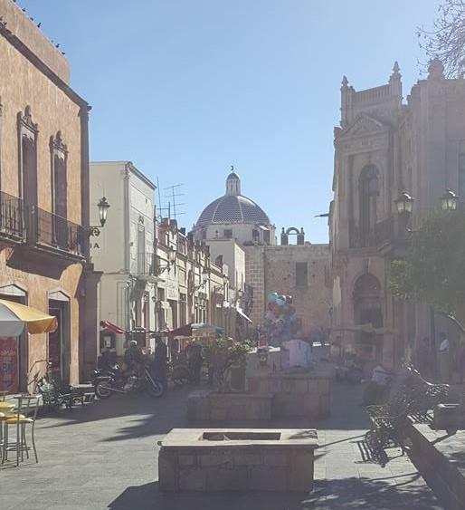 Jerez city center.