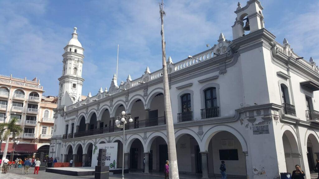 Veracruz City Hall.